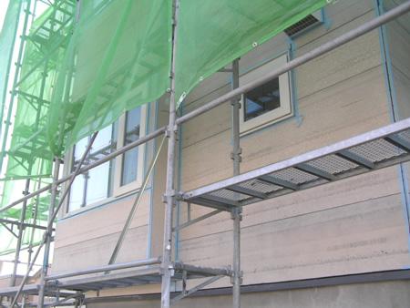札幌市(K様邸)築15年 施工例