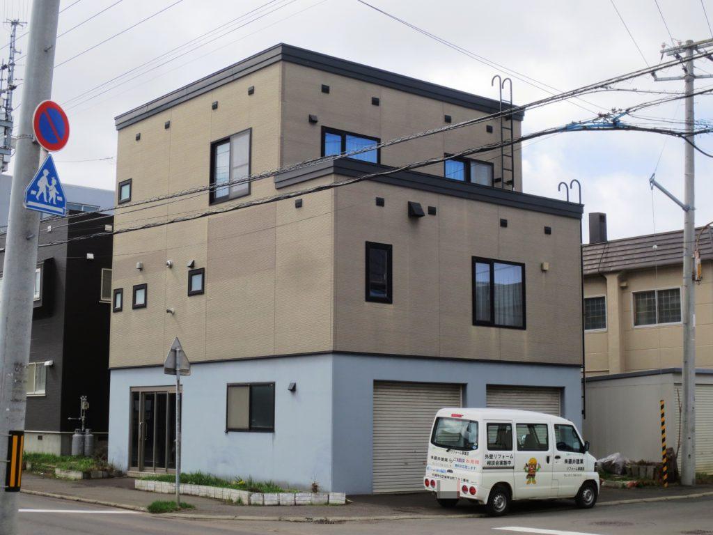札幌市北区(T様邸)築20年 Before