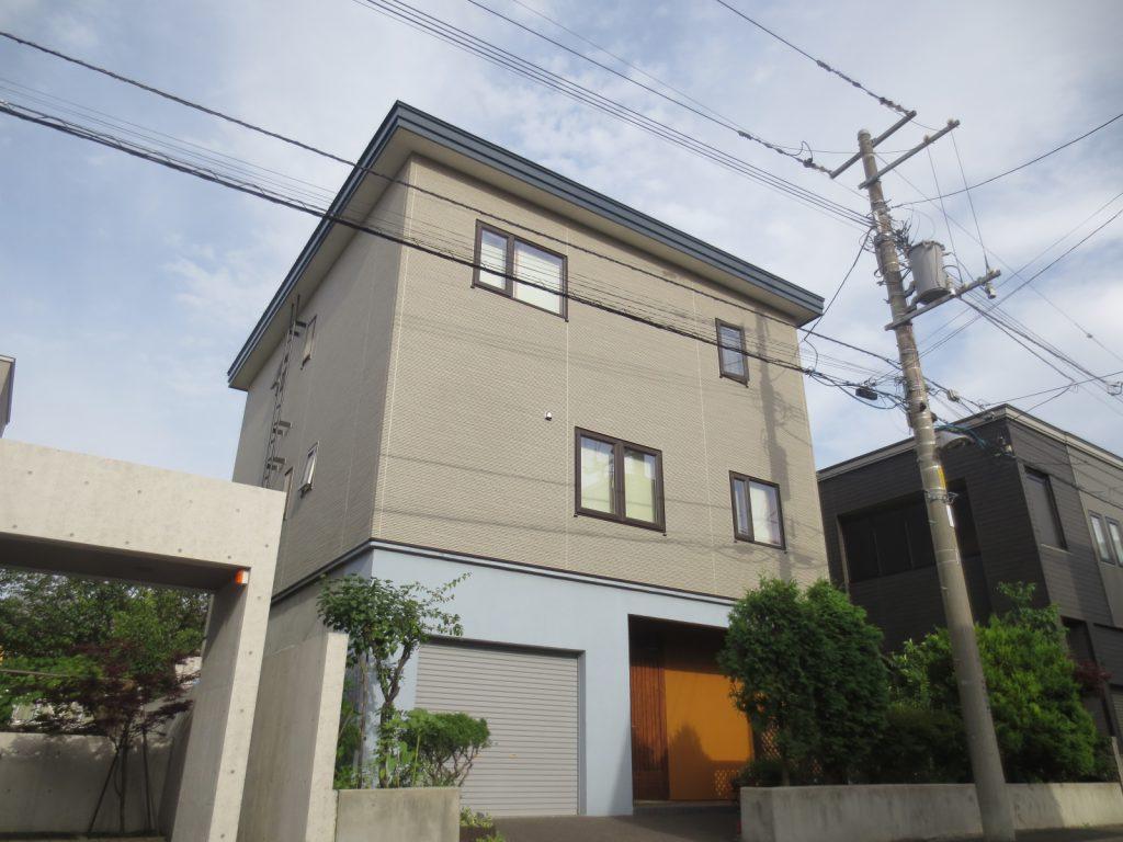 札幌市西区(F様邸)築22年 After