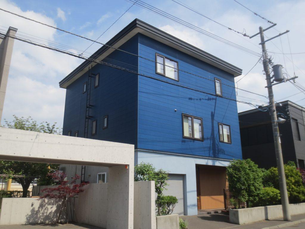 札幌市西区(F様邸)築22年 Before