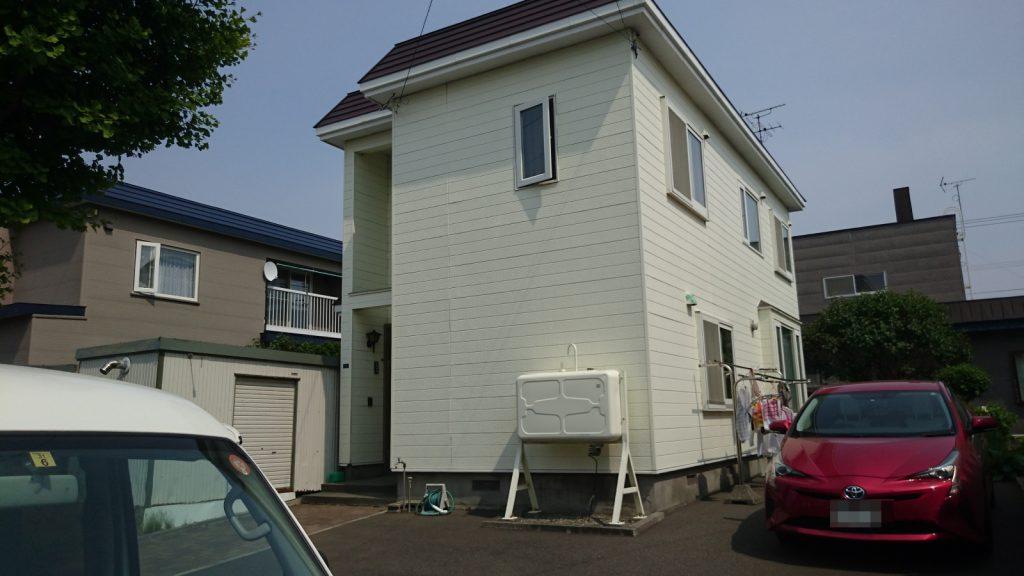 札幌市手稲区(M様邸)築24年 Before