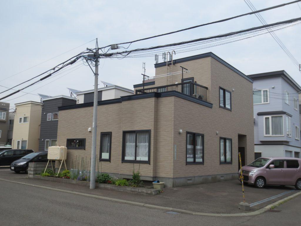 札幌市豊平区(Y様邸)築18年 After